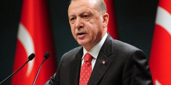 Cumhurbaşkanı Erdoğan, Mevlana Camii'ne yapılan polis baskınını kınadı