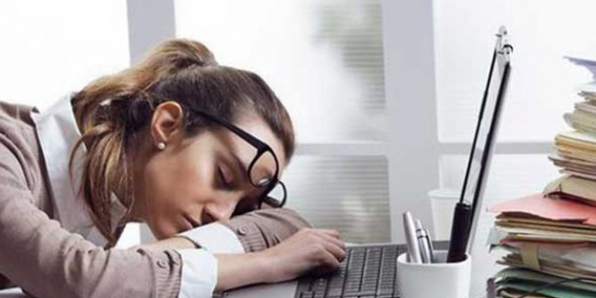 Yetersiz uyku yaşam sevincini yok ediyor