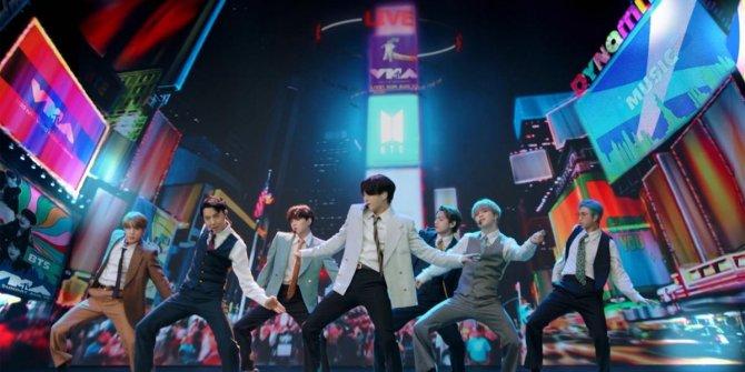 BTS ,TikTok'ta rekor kırdı