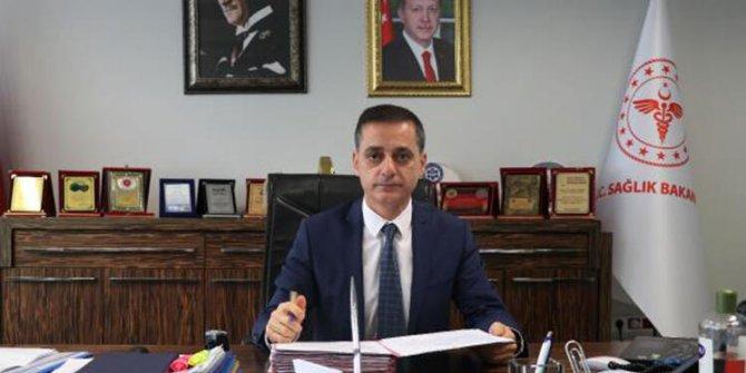 Diyarbakır İl Sağlık Müdürü Cihan Tekin, korona oldu