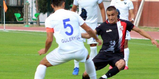 GMG Kastamonuspor - Karacabey Belediyespor: 1-1