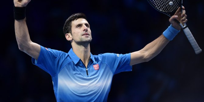Djokovic, Roma Açık'ta kazanan taraf oldu