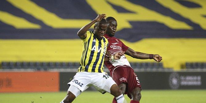 Fenerbahçe, 9 kişi kalan Hatayspor'u yenemedi