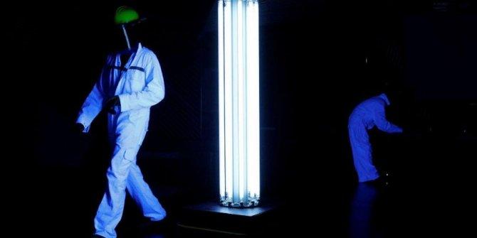 Japonlar bunu da yaptı, korona virüsü öldüren ışınlar. İnsana zarar vermiyor