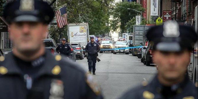New York'ta görevli polis memuru Çin ajanı çıktı