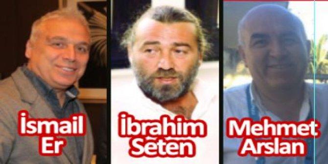 Rıdvan Dilmen'in suçladığı İsmail Er, Mehmet Aslan ve İbrahim Seten'den fena cevap geldi
