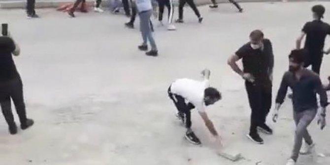 İstanbul Sultangazi'de Suriyelilerle Afganlar birbirine girdi! Meydan muharebesi gibi kavga