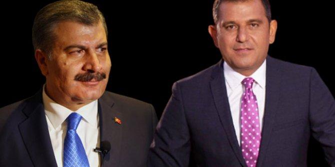 Türkiye'nin konuştuğu olayda Fatih Portakal'dan Sağlık Bakanı Fahrettin Koca'ya müthiş cevap