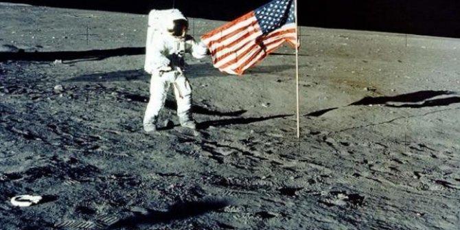 Kadın astronot aya gidiyor