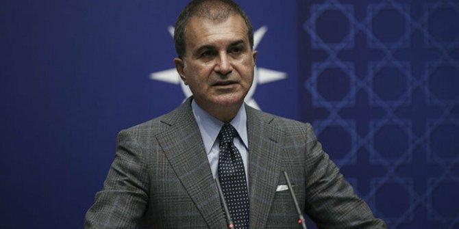 AKP Sözcüsü Ömer Çelik, AKP MKYK Toplantısı'nın ardından açıklamalarda bulundu
