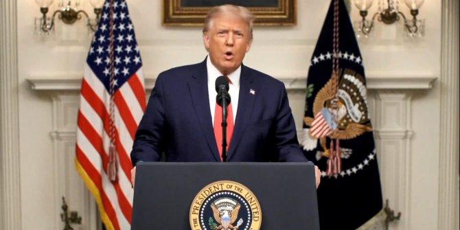 Trump, Birlemiş Milletler konuşmasında Çin'e yüklendi