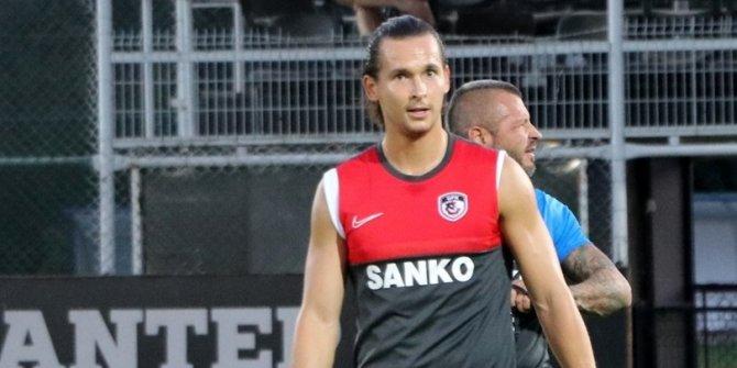 Gaziantep FK'li futbolcu Pawel Olkowski galibiyete kararlı