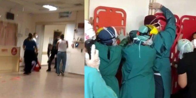 Ankara'da sağlık çalışanlarına yönelik saldırıda yeni gelişme