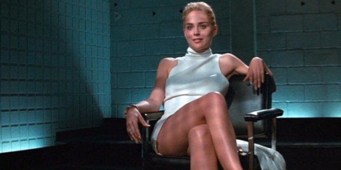 Sharon Stone, 40 yıldır beyaz perdede öpüştüğü aktörler içinde en iyisini açıkladı