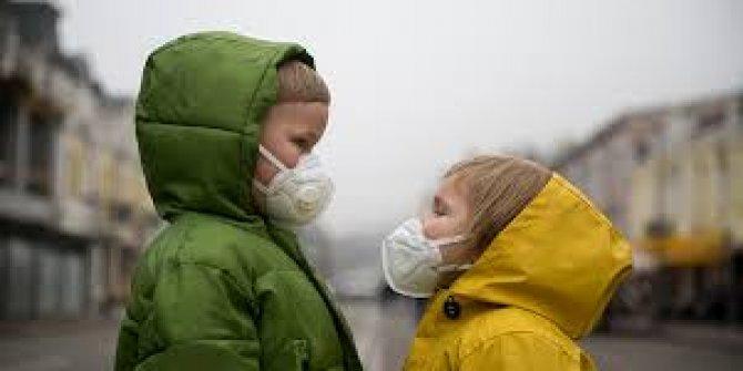 Korono virüs çocuklarda da ağır ve ölümcül seyredebiliyor