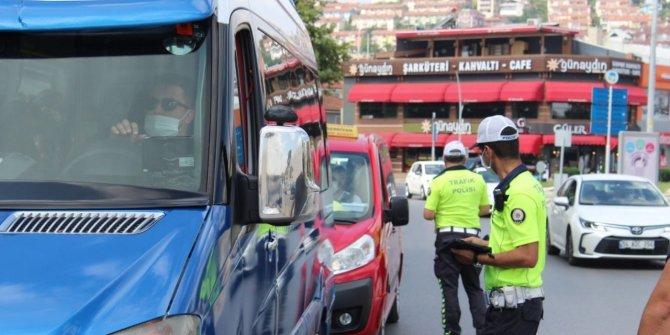 Gaziantep'te, 1 günde 1375 kişiye korona virüs cezası