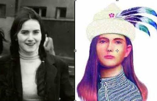 Türk Prensesi Lolan, Meral Akşener'in ikizi gibi