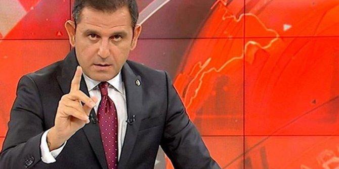 Fatih Portakal 'Tekalif-i Milliye' sözleri nedeniyle Seferihisar'dan, İstanbul'a geldİ. Hakim karşısına çıktı emekli maaşını açıklayıp geri gitti