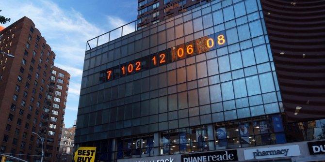 ABD'nin ünlü saati geri sayımda. Bakanların tüyleri diken diken oluyor