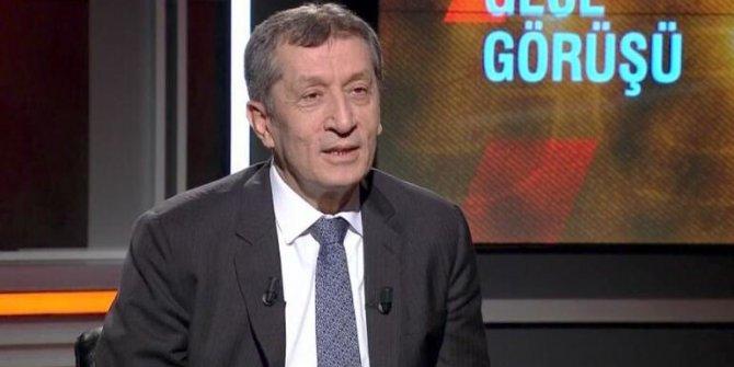 Milli Eğitim Bakanı Selçuk'tan flaş sözler! Riskin en yüksek olduğu grubu açıkladı