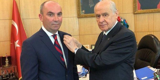 MHP'li Cemal Çetin'in Adalet Bakanı Gül'den torpil istediği avukat mülakatı geçemedi