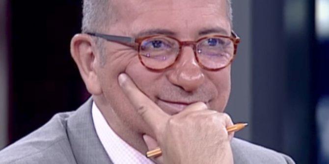 """Fatih Altaylı'dan o partinin genel başkanına: """"Beyazıt Öztürk'ün yokluğunda talk şovcuları aratmıyor"""""""