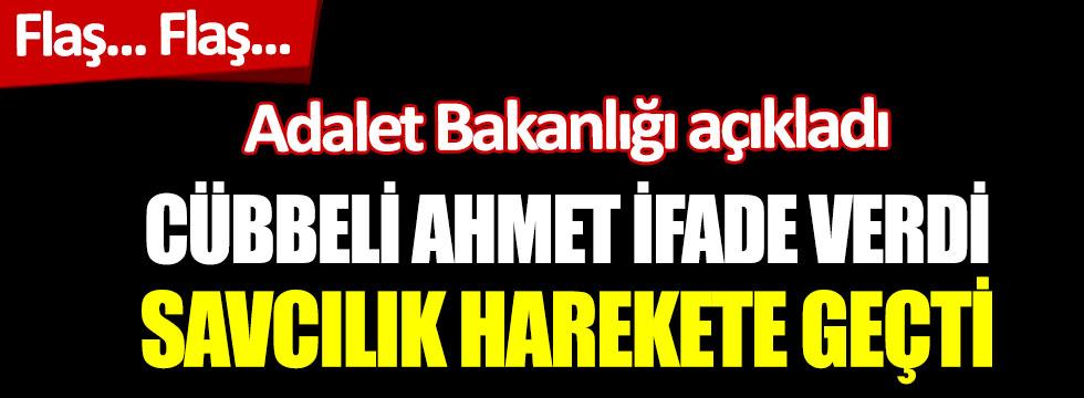Cübbeli'nin ifadeleri sonrası savcılık selefi dernekler için harekete geçti. Adalet Bakanlığı açıkladı