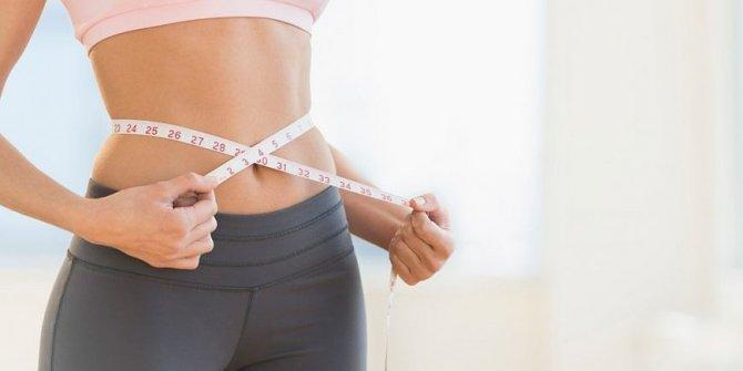 Metabolizmayı hızlandıran yağ yakan kilo verdirici kür