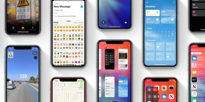 iOS 14 ile iPhone'lara muhteşem özellikler