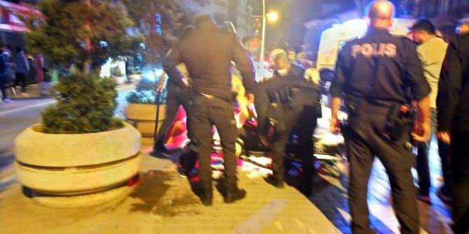 Bolu böyle kavga görmedi! Polis ve bekçiler de yaralandı