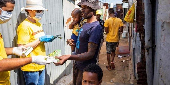 Afrika'da korana virüs  vaka sayısı 1,5 milyona yaklaştı!