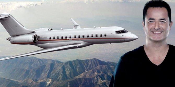 İşte Acun Ilıcalı'nın yeni uçağı. Bakın ne kadar ödedi