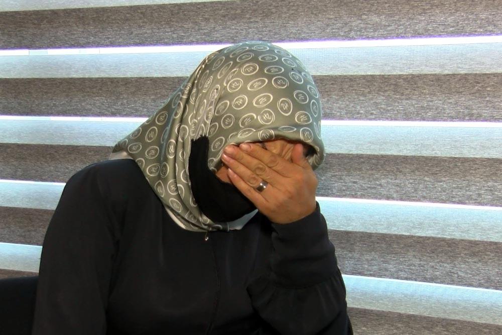 Komşu oğlu 5 çocuk annesine 9 ay dehşeti yaşattı! Ağlamaktan konuşamadı