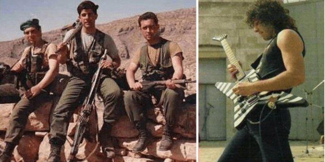 Uzun saçlı diye satanist deyip dalga geçtiler, gönüllü olarak komando oldu, PKK'lı hainler şehit etti. Ümit Yılbar 27 yıl öne şehit oldu