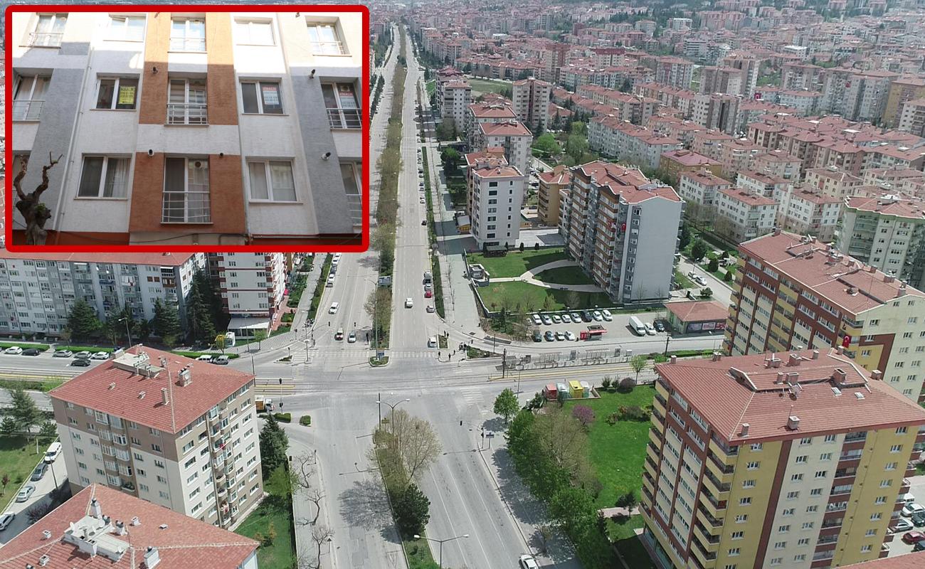 Korona virüs öğrenci kenti Eskişehir'i fena vurdu! Kiralar bakın ne oldu
