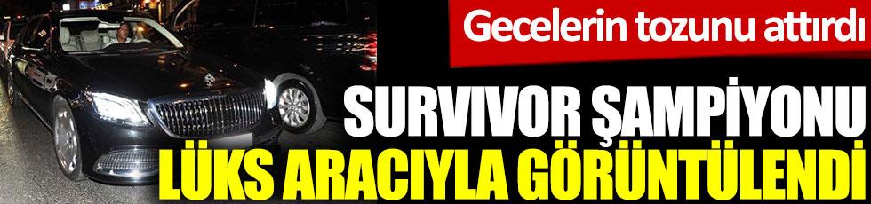 Survivor şampiyonu Nihat Altınkaya 3 milyonluk aracıyla görüntülendi: Gecelerin tozunu attırdı