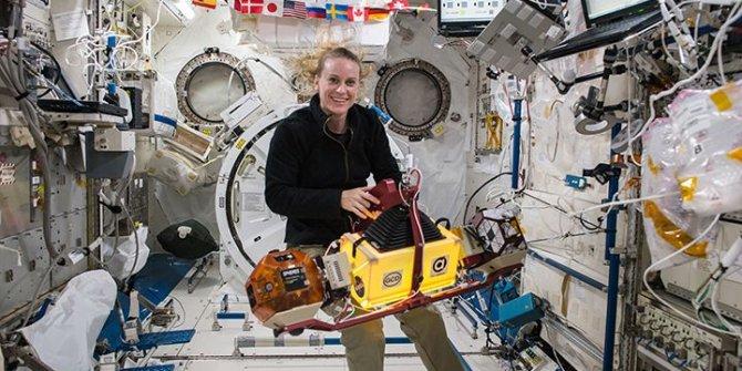 Bunu yapan ilk insan olacak, uzayda bir ilk gerçekleşecek