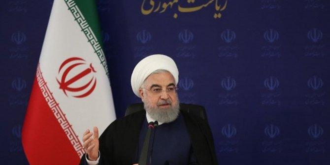 Ruhani ABD yaptırımlarının verdiği zararı açıkladı