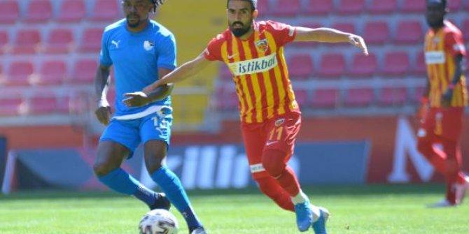 Büyükşehir Belediye Erzurumspor, Kayserispor'u mağlup etti