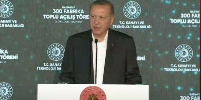 Erdoğan'dan flaş 'özel sektör' açıklaması
