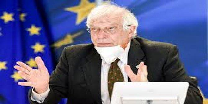 AB Yüksek Temsilcisi Borrell'den Ukrayna lideri Zelenskiy'e çağrı: AB'yi bankamatik olarak görmeyin