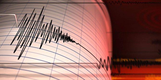 Çanakkale Gökçeada'da 5.3 şiddetinde deprem