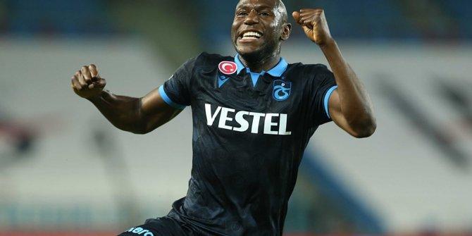 Trabzonspor'da Benik Afobe'den Sörloth yorumu
