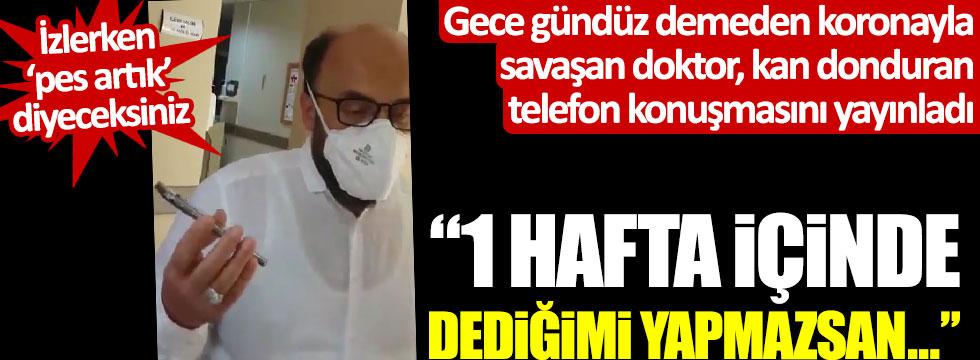 """Prof. Dr. Yılmaz Babutçu'yu ölümle tehdit ettiler, """"1 hafta içinde Trabzon'u terk et"""" dediler"""