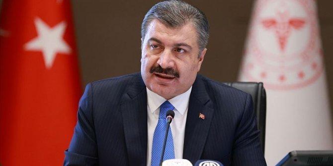 """Sağlık Bakanı Fahrettin Koca'dan flaş çağrı: """"Savaşta bile güvence altındadırlar"""""""