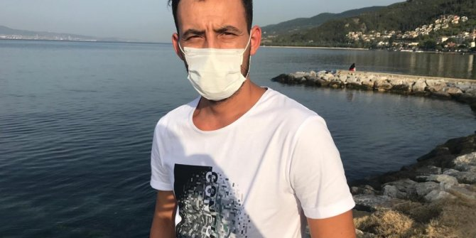 Maskesiz yüzdü 900 lira ceza kesildi, bunu yapabilene ödül verilmeli