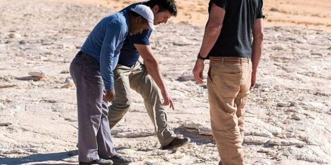 Tüm insanlığı ilgilendiriyor. 120 bin yıllık izler kurumuş gölde bulundu