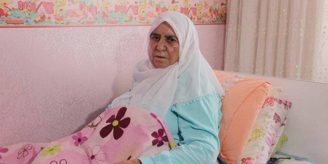 87 yaşındaki kadın koronayı böyle yendi