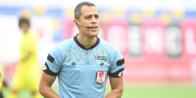 Galatasaray Fenerbahçe derbisinin VAR hakemi belli oldu