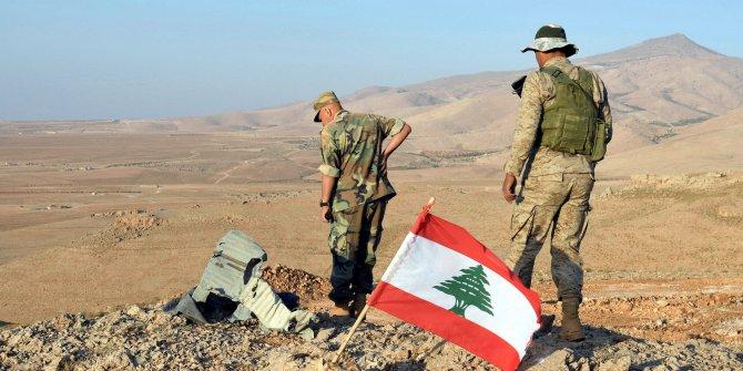 Lübnan ordusuna saldırı